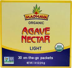 Madhava Organic Agave Nectar