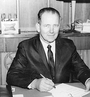 Walter J. Burke – Founder