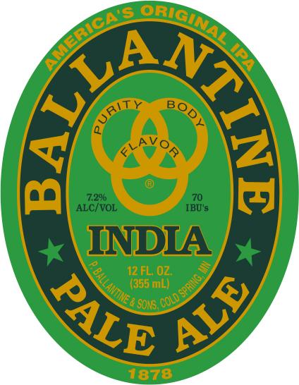 Ballantine Pale Ale