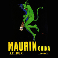 Maurin Quina and Vermouth
