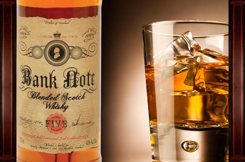 Bank Note Scotch